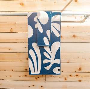Kingston Hand Towel - Navy