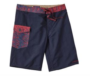 Patch Pocket Wavefarer Board Shorts