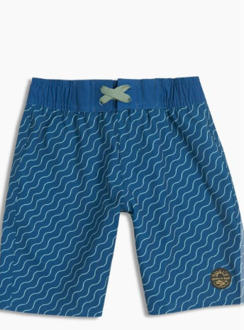 Boy's Stillwater Boardshort - Navy