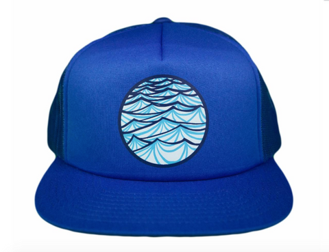 Birch Bay Foam Trucker