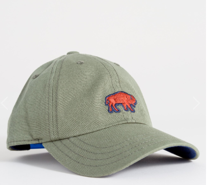 Kid's Bison Baseball Hat