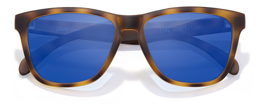 Madrona Sunglasses - Blue