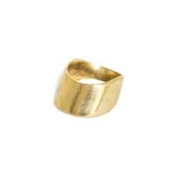 Brass Hoof Ring
