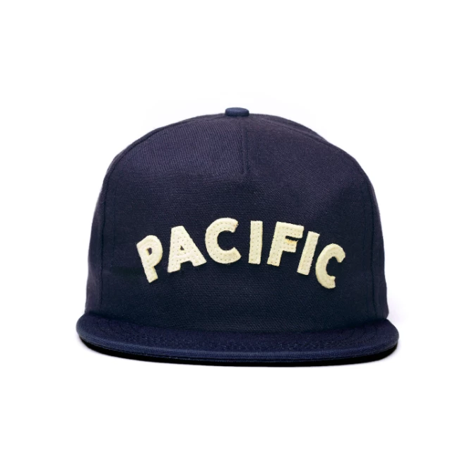 Pacific Strapback Hat