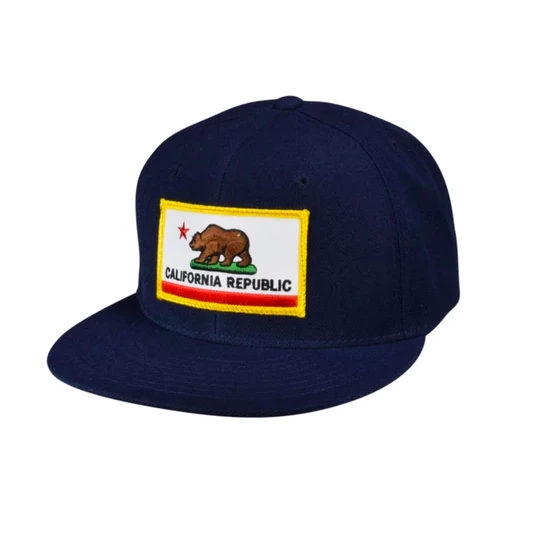 CA Republic Patch Hats