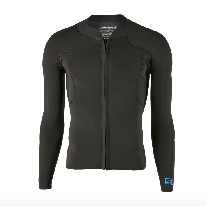Men's R1 Lite Yulex L/S Front Zip Top