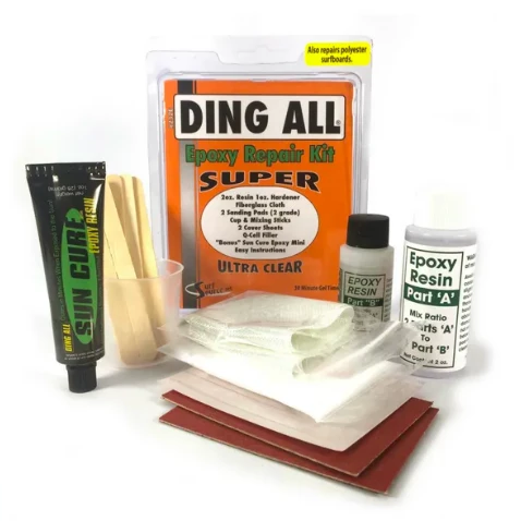 Ding All Epoxy Super Kit