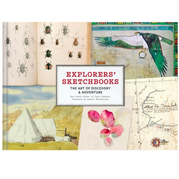 Explorers' Sketchbook - The Art of Discovery & Adventure