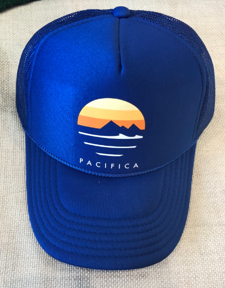 Pacifica Logo Trucker Hat