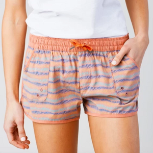 Women's Shoreline Board Short - Dusty Rose