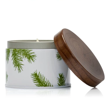 Frasier Fir Candle Tin - Large