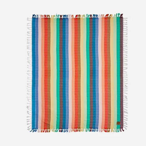 Zepplin Beach Blanket - Stripe