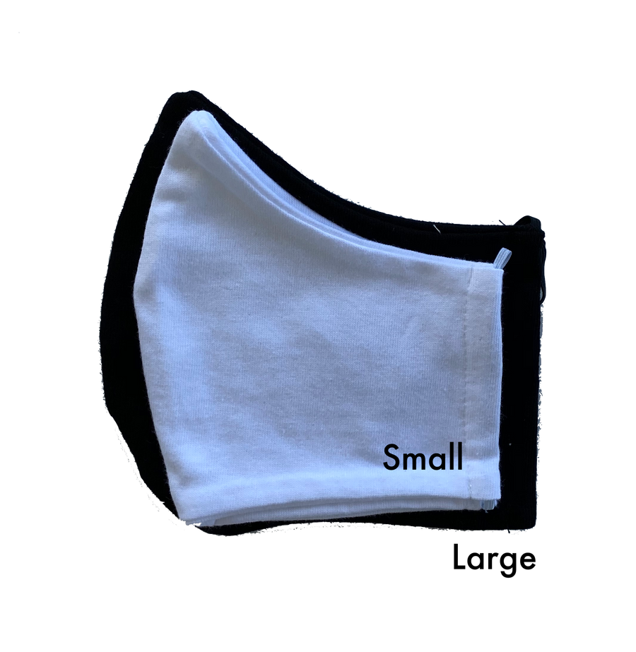 Mask Multi 10 Pack: Knit T-Shirt Material