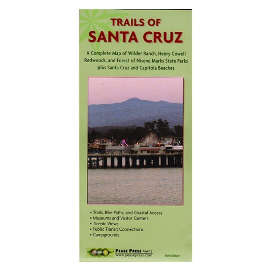Trails of Santa Cruz