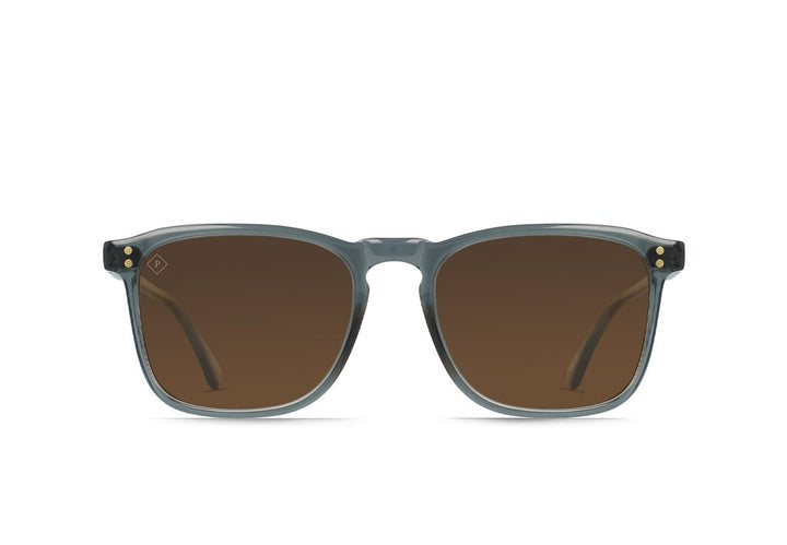 Wiley - Slate / Vibrant Brown Polarized