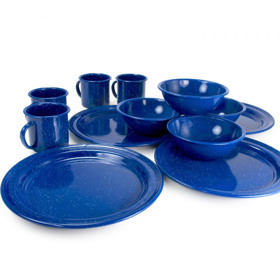 Sierra Table Set - Blue