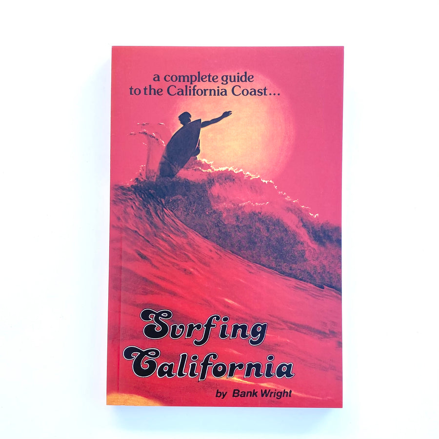 Surfing California by Bank Wright