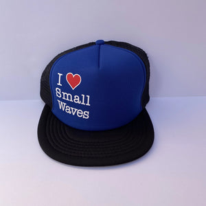 I Heart Small Waves Hat