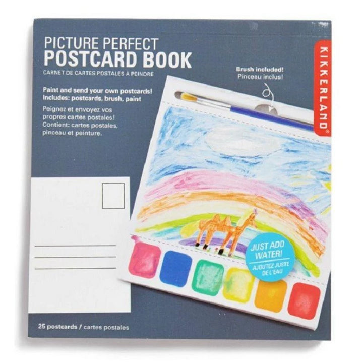 Postcard Book Kit