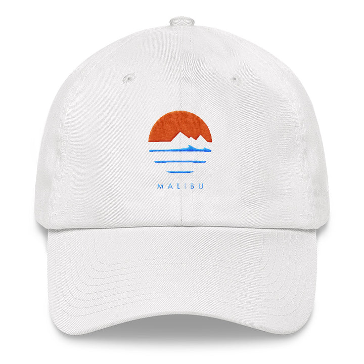Traveler Malibu Embroidered Dad Hat