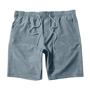 Hemp No See Ums Elastic Walkshort - Light Slate