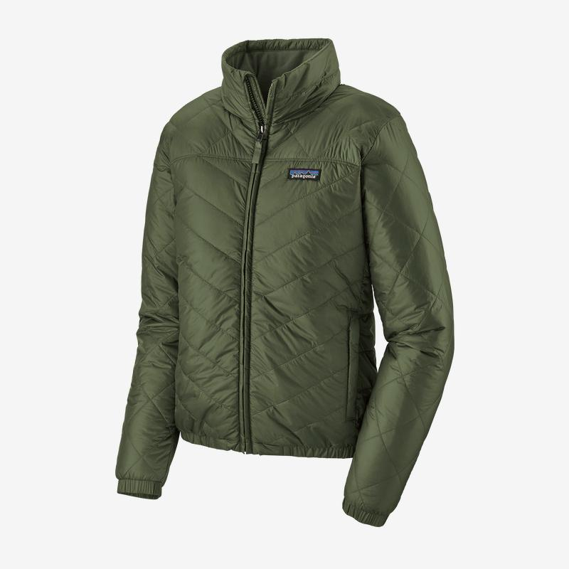 Radalie Bomber Jacket - Kale Green