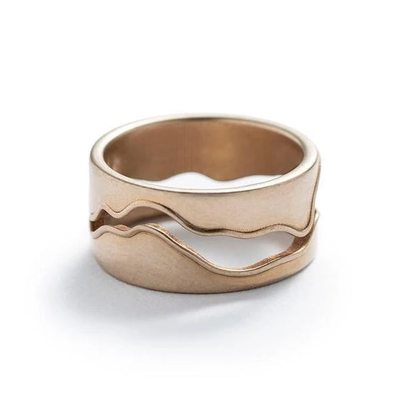 Willamette Bronze Ring
