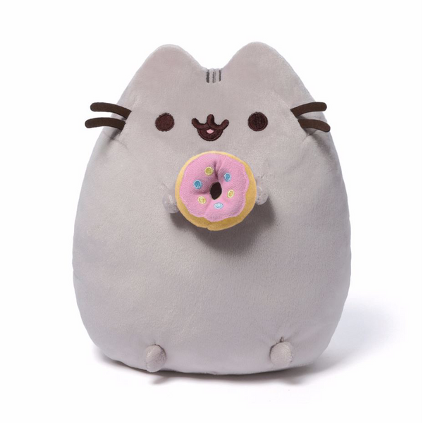 GUND - Pusheen Donut plush toy  - Yoisho! House
