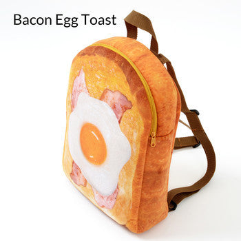 Tokyo Otaku Mode - Marude Pan Series Backpacks Bacon Egg Toast - Yoisho! House - 1