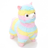 Amuse - Big Alpacasso - Rainbow Alpaca plush  - Yoisho! House - 2