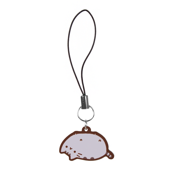 Hey Chickadee - Lazy Pusheen phone charm  - Yoisho! House - 2