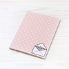 Hey Chickadee - Polka Dot Pusheen notepad  - Yoisho! House - 2