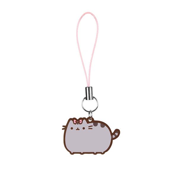 Hey Chickadee - Pretty Pusheen phone charm  - Yoisho! House - 2