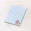 Hey Chickadee - Rainy Day Pusheen notepad  - Yoisho! House - 2