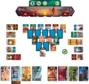 7 Wonders Duel - Blue Herring Games - 2