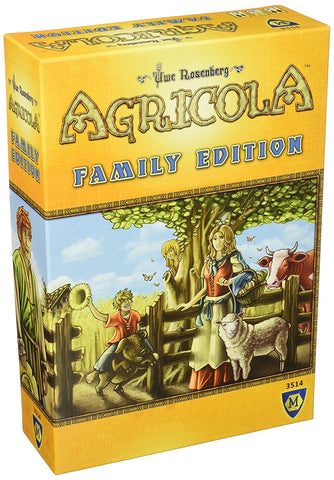 Agricola Family Edition - Blue Herring Games - 1