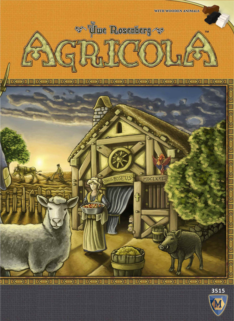 Agricola New Edition - Blue Herring Games