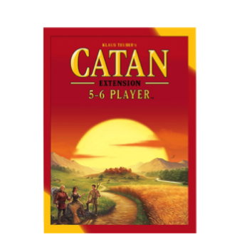 Catan 5 & 6 player expansion - Blue Herring Games - 1