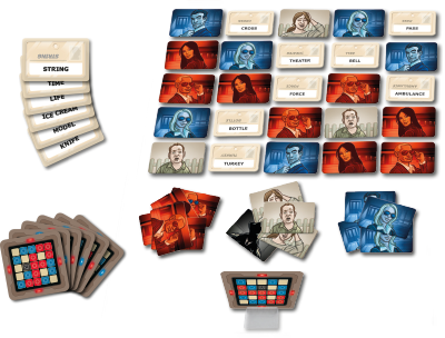 Codenames - Blue Herring Games - 2