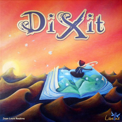 Dixit - Blue Herring Games - 1