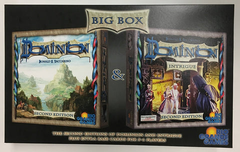 Dominion: Big Box II (Second Edition)