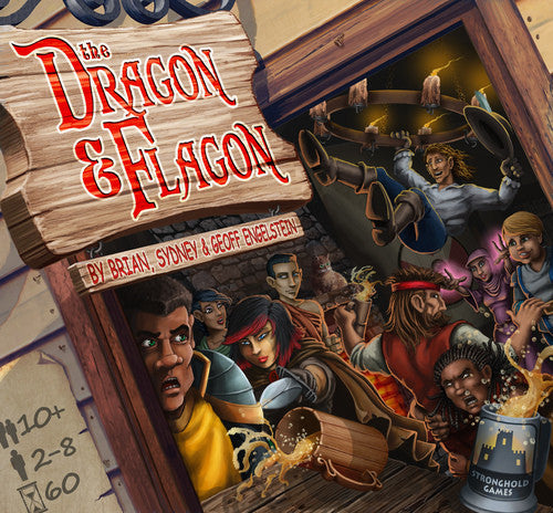 The Dragon & Flagon - Blue Herring Games
