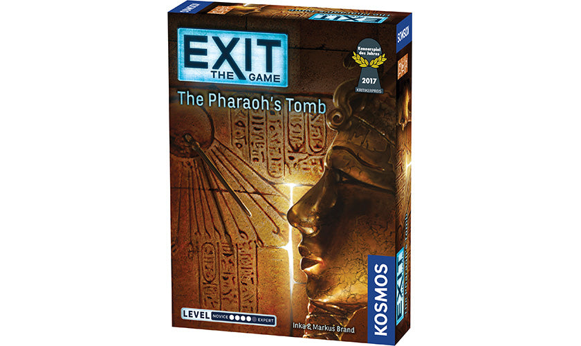EXIT the Game | The Pharaoh's Tomb