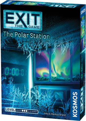 EXIT the Game | The Polar Station