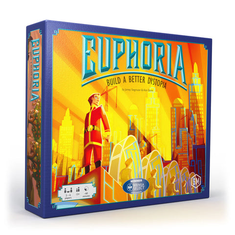 Euphoria | Build a Better Dystopia