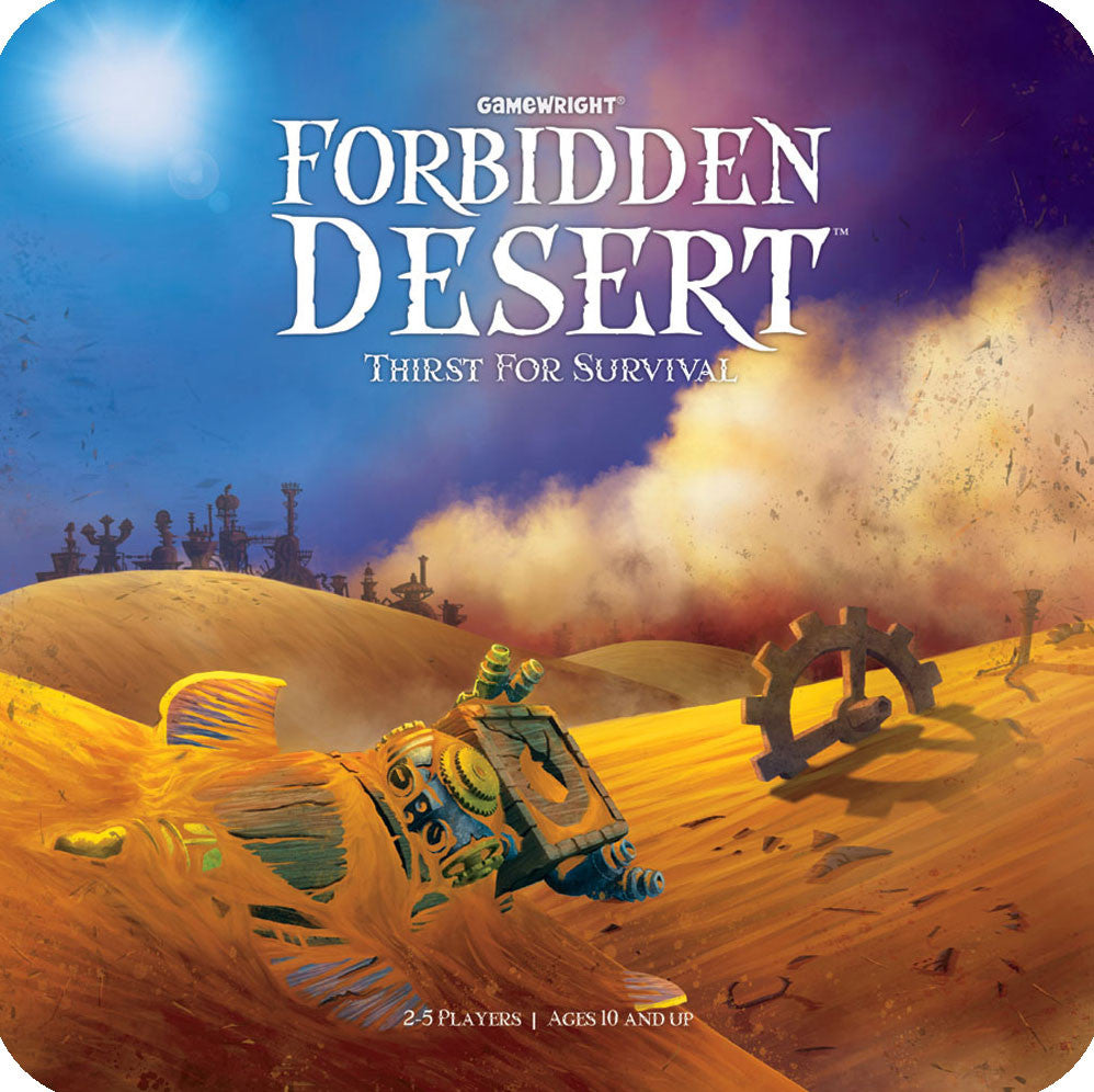 Forbidden Desert - Blue Herring Games - 1