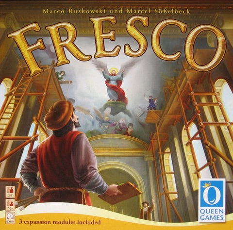 Fresco - Blue Herring Games