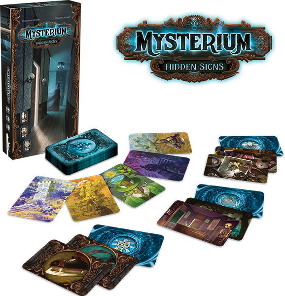 Mysterium Hidden Signs Expansion - Blue Herring Games - 2