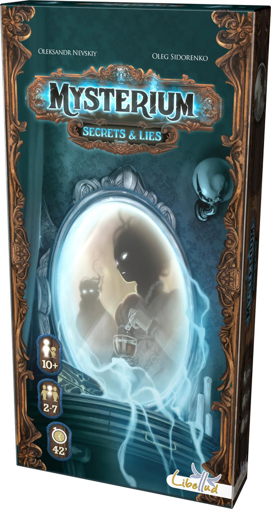 Mysterium | Secrets & Lies (with promo card)