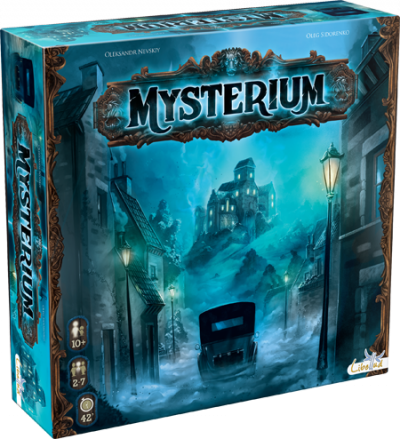 Mysterium - Blue Herring Games - 1